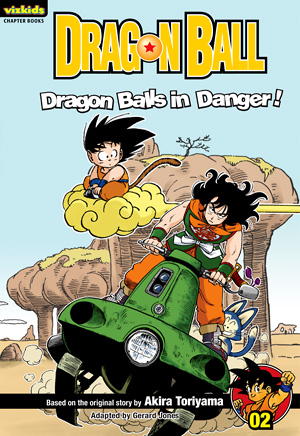 Dragon Balls in Danger!