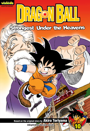 Strongest Under the Heavens (this one might change)