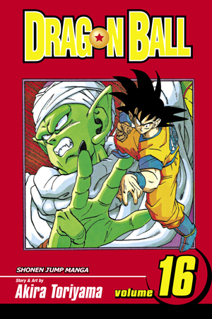 Goku vs. Piccolo