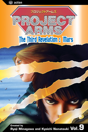 The Third Revelation: Mars