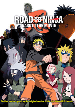 Road to Ninja
