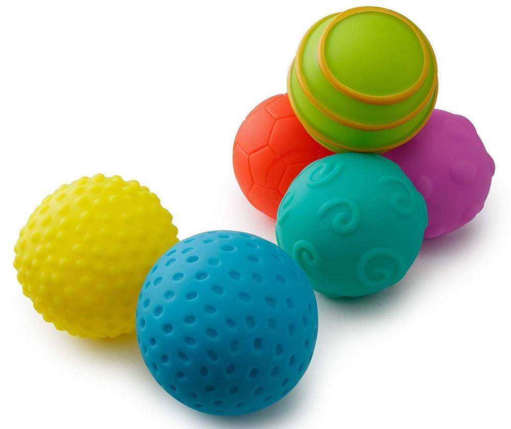 Six-Sensory-Balls-toyful-tykes
