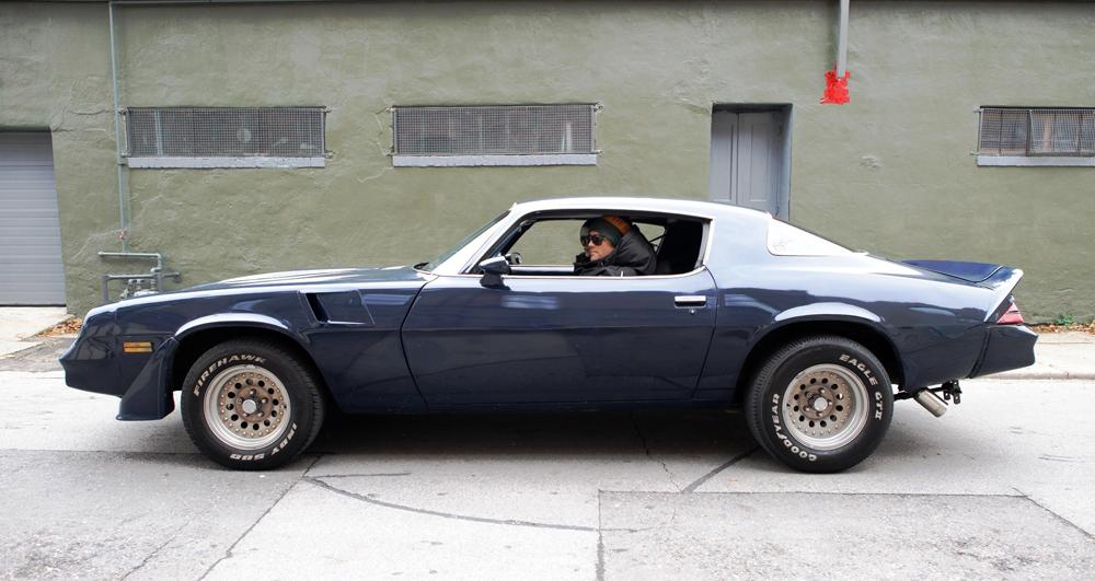 1981 Camaro Berlinetta