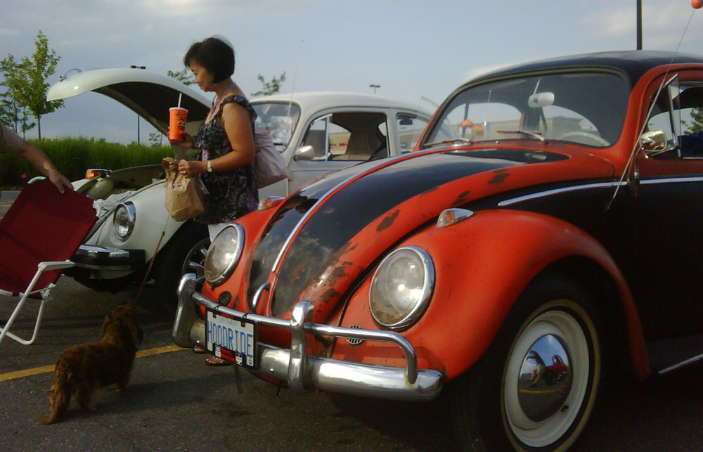 1963 VW Beetle