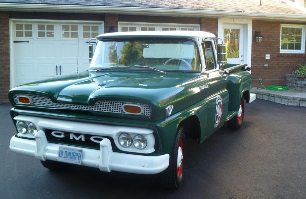 1962 GMC 1/2-ton pickup