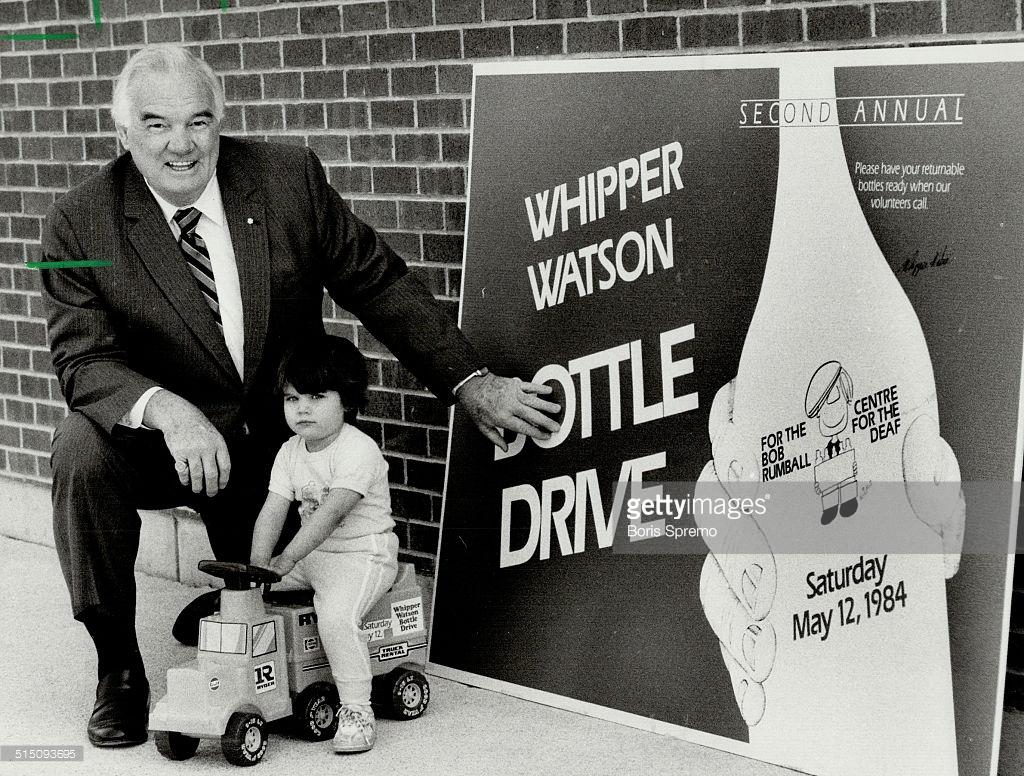 Whipper Willy Watson Feinberg