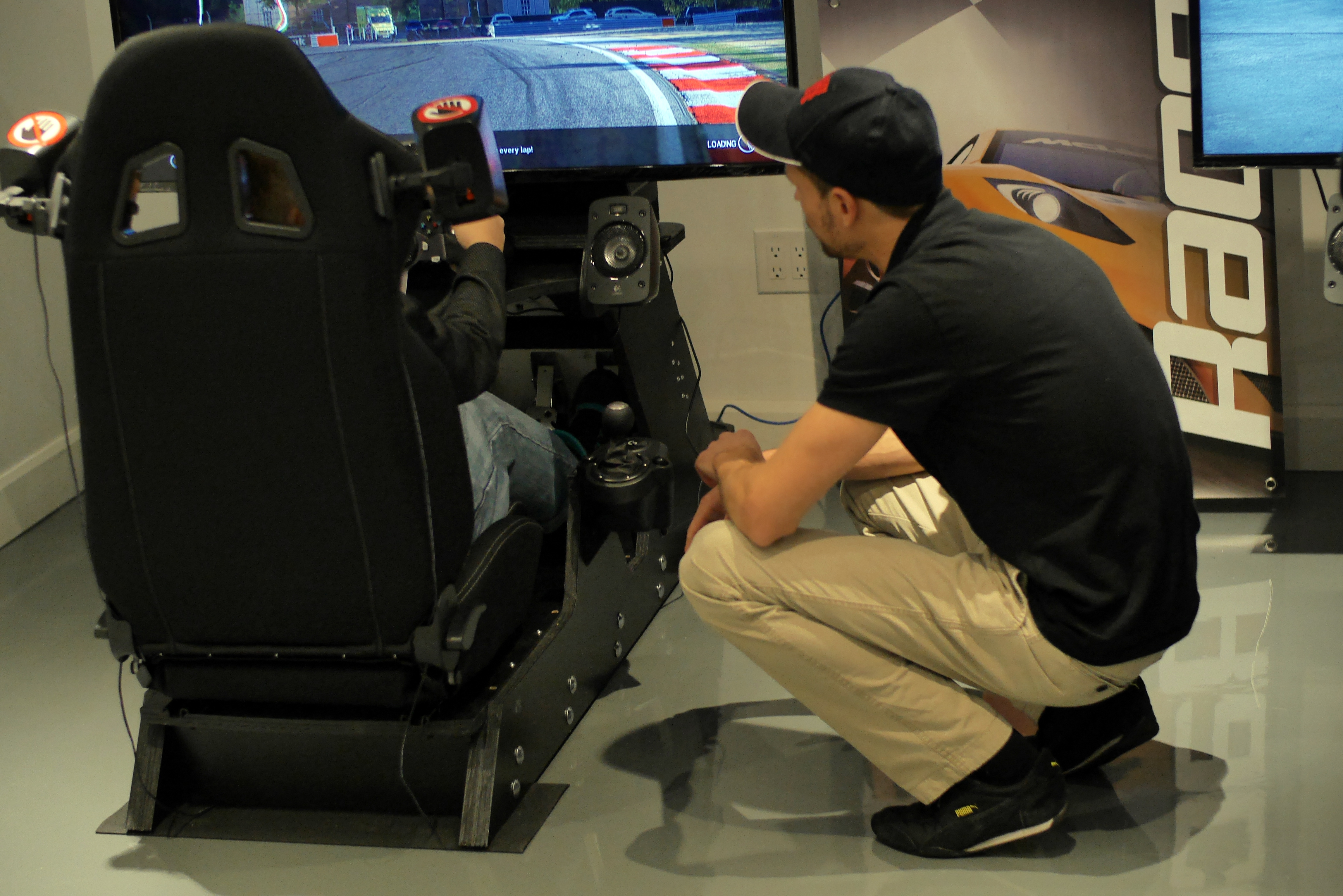 race sim 1 arcade