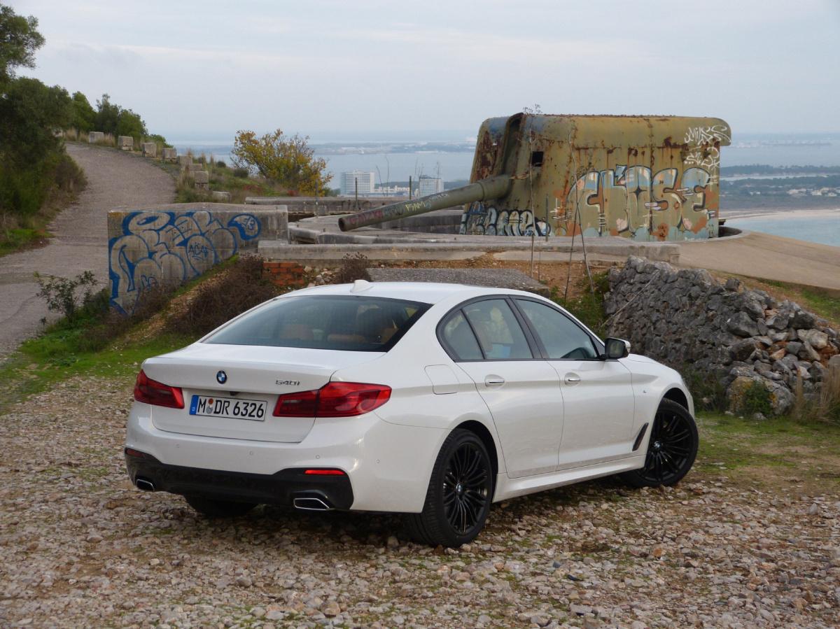 BMW 530iX