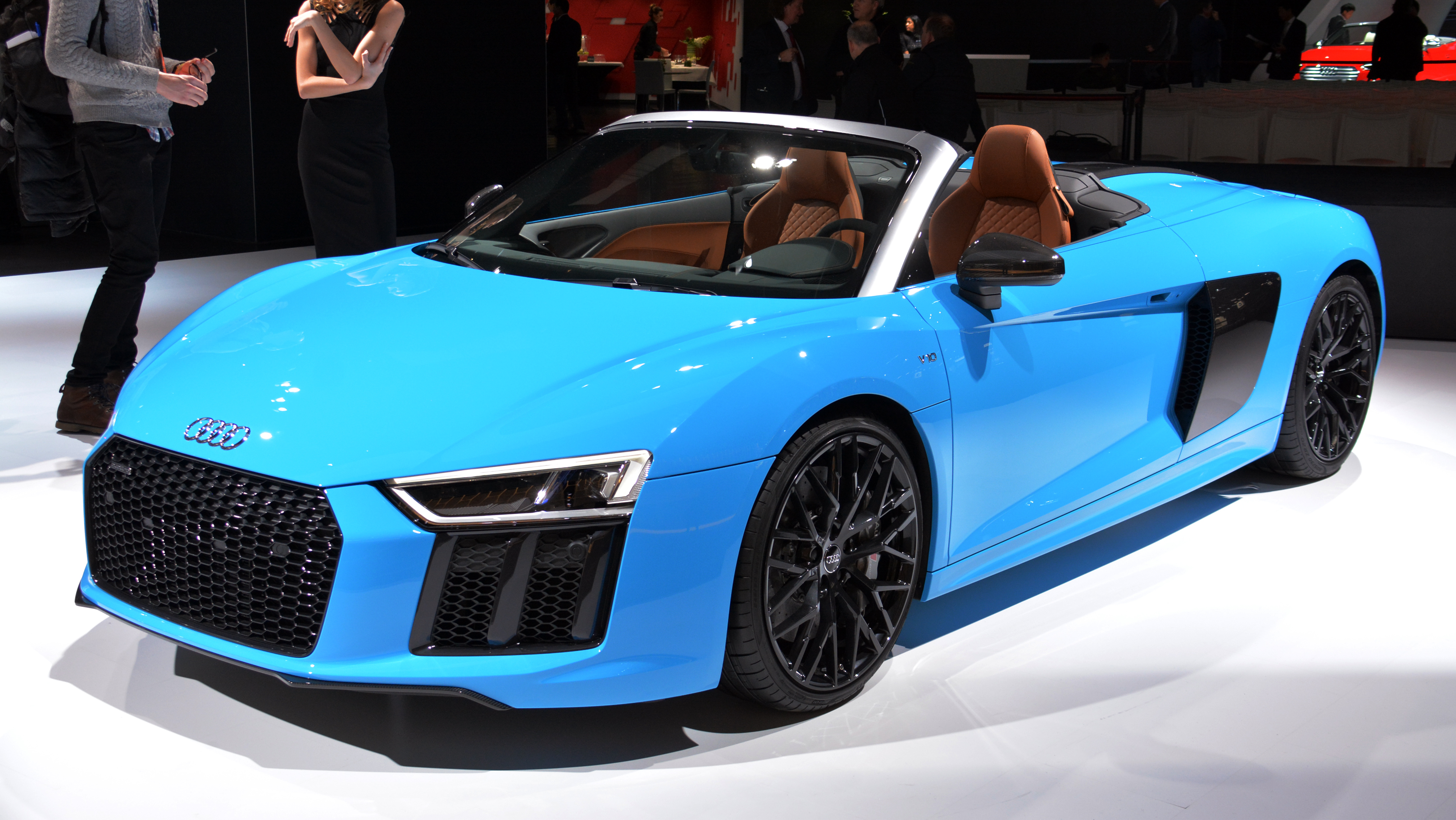 2018 audi r8 spyder. perfect audi audi r8 detroit  throughout 2018 spyder