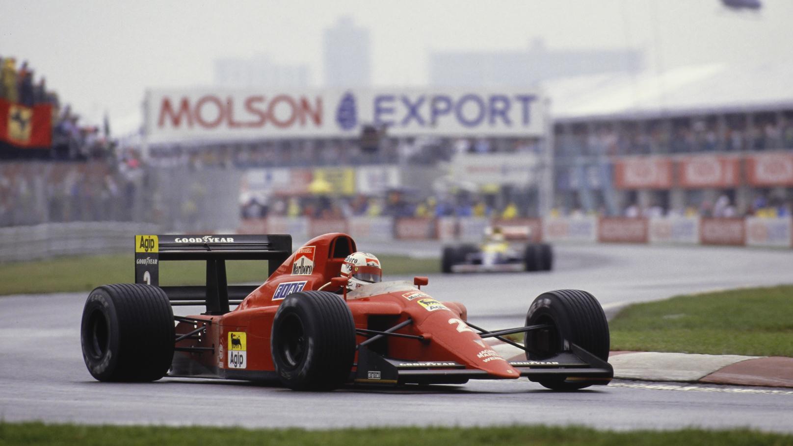 1990 Nigel Mansell