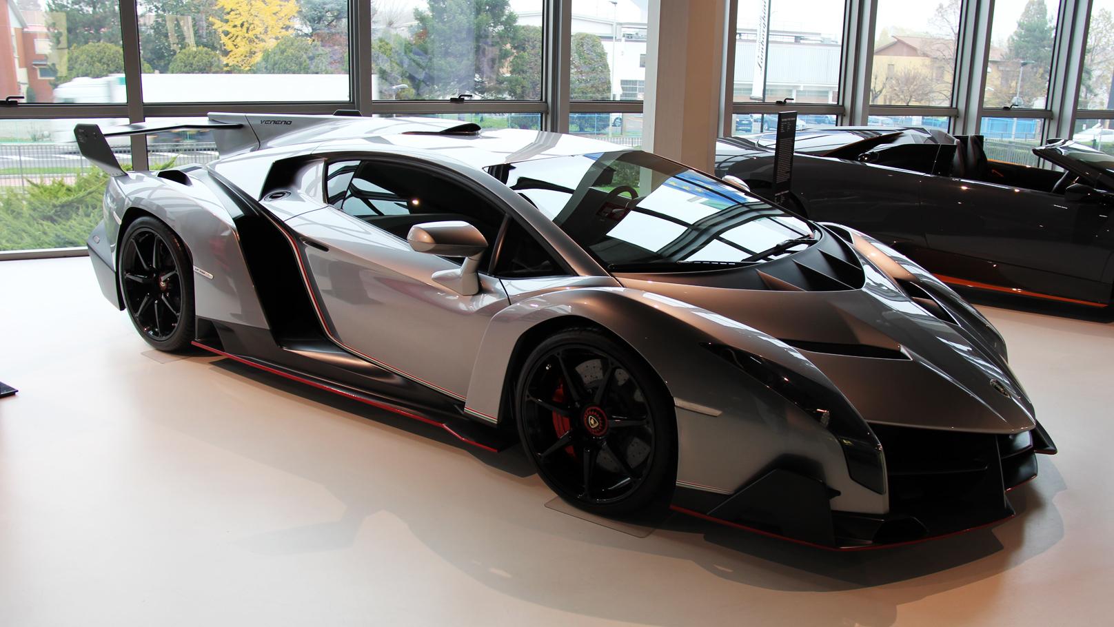 Lamborghini The Man The Myth And The Legend Wheels Ca