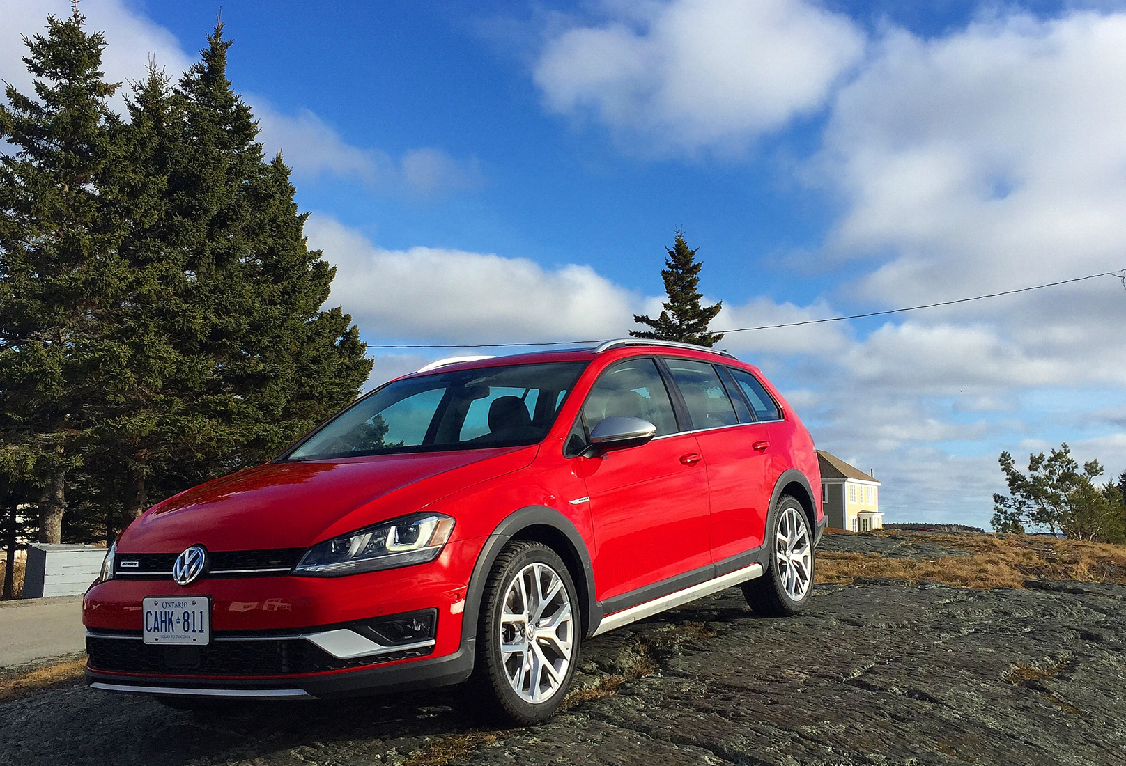 lunenburg golf alltrack