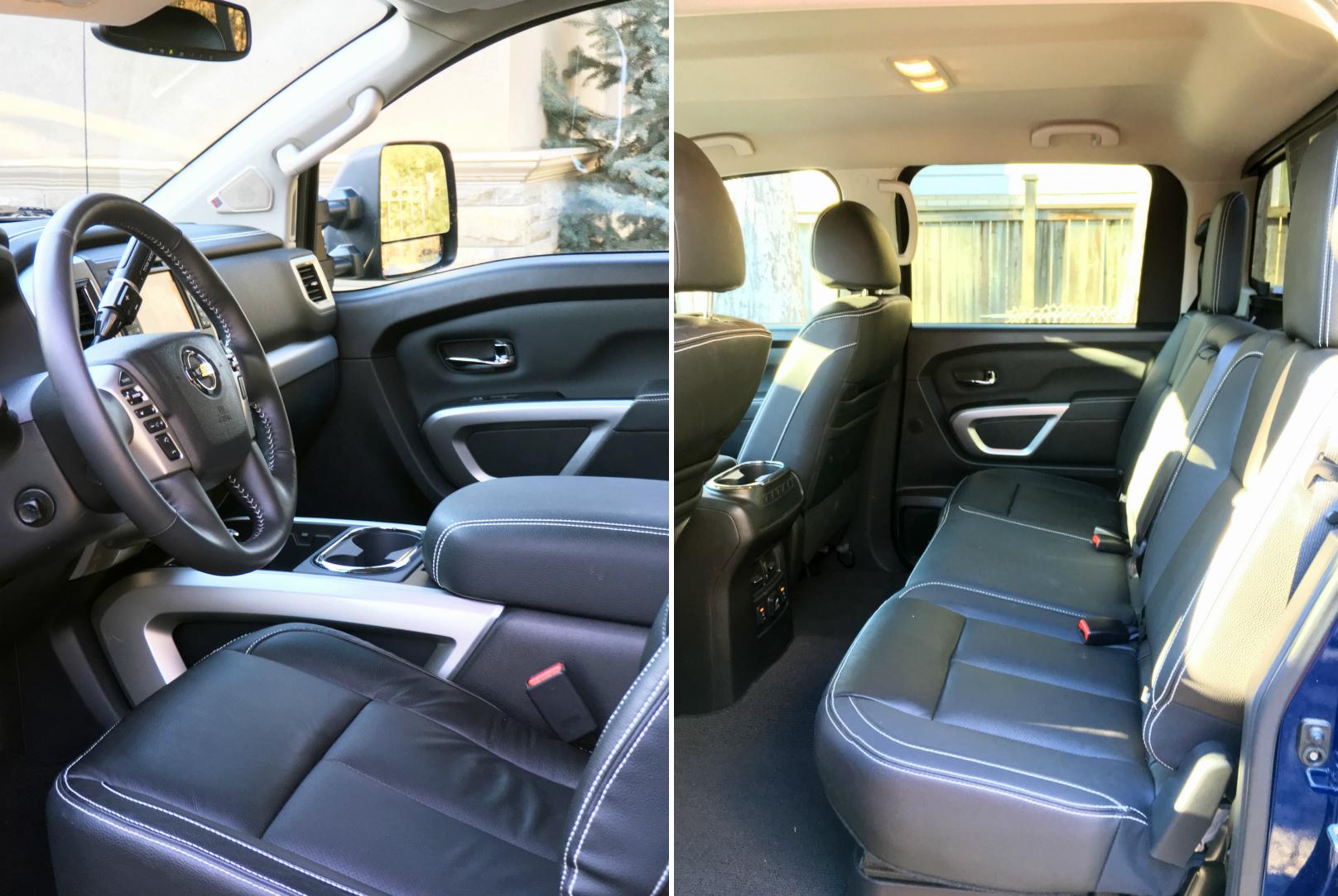 2017 Nissan Titan Pro-4X Crew Cab