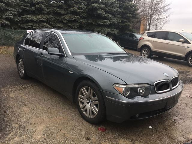 2003 BMW 7 Series used car under $10K
