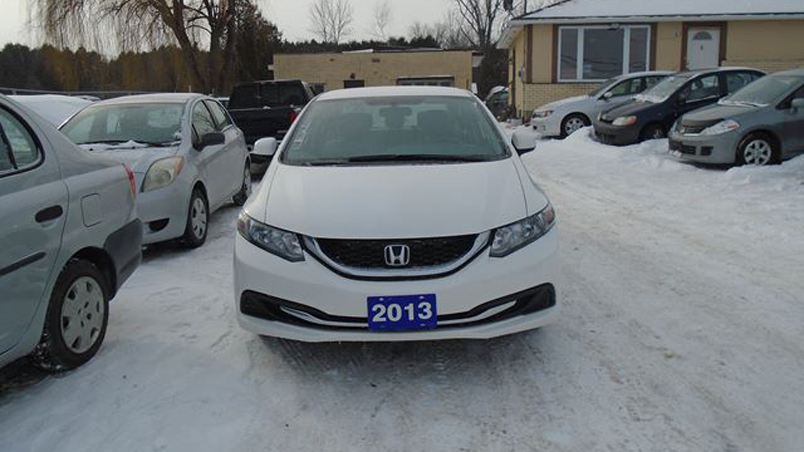 2013 Honda civic used car under $10K