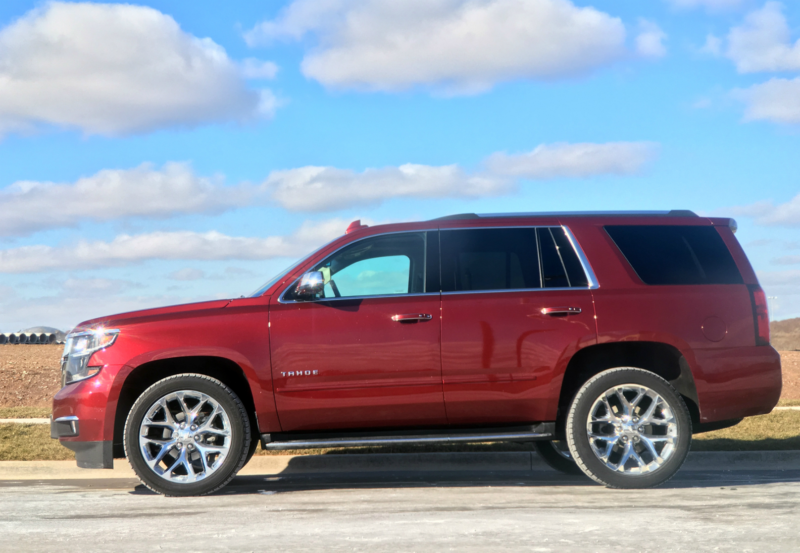 chevrolet tahoe wheels ltz bigger better years few proving sometimes suv leaving only