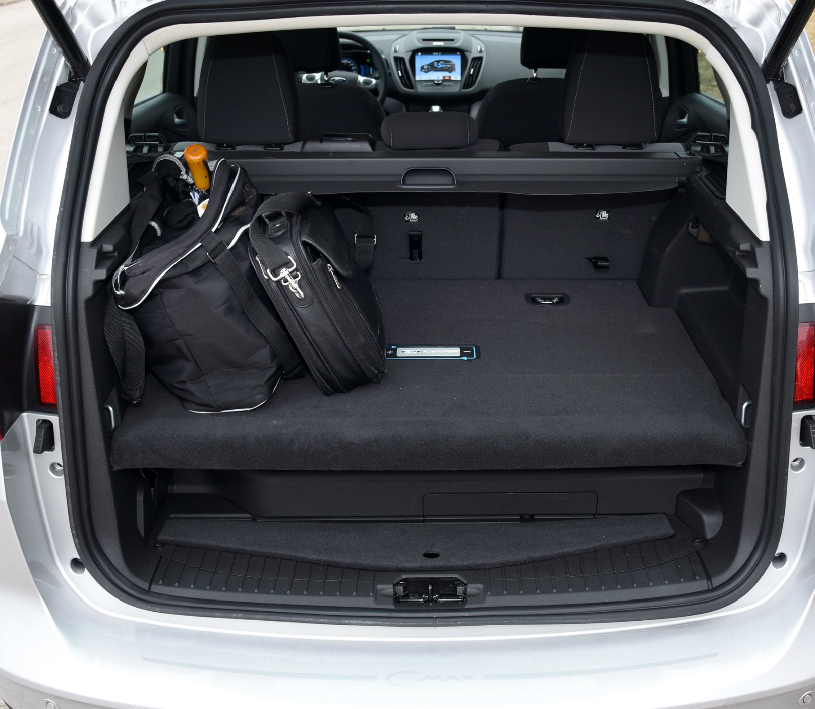 Plugged-in With The Ford C-Max Energi