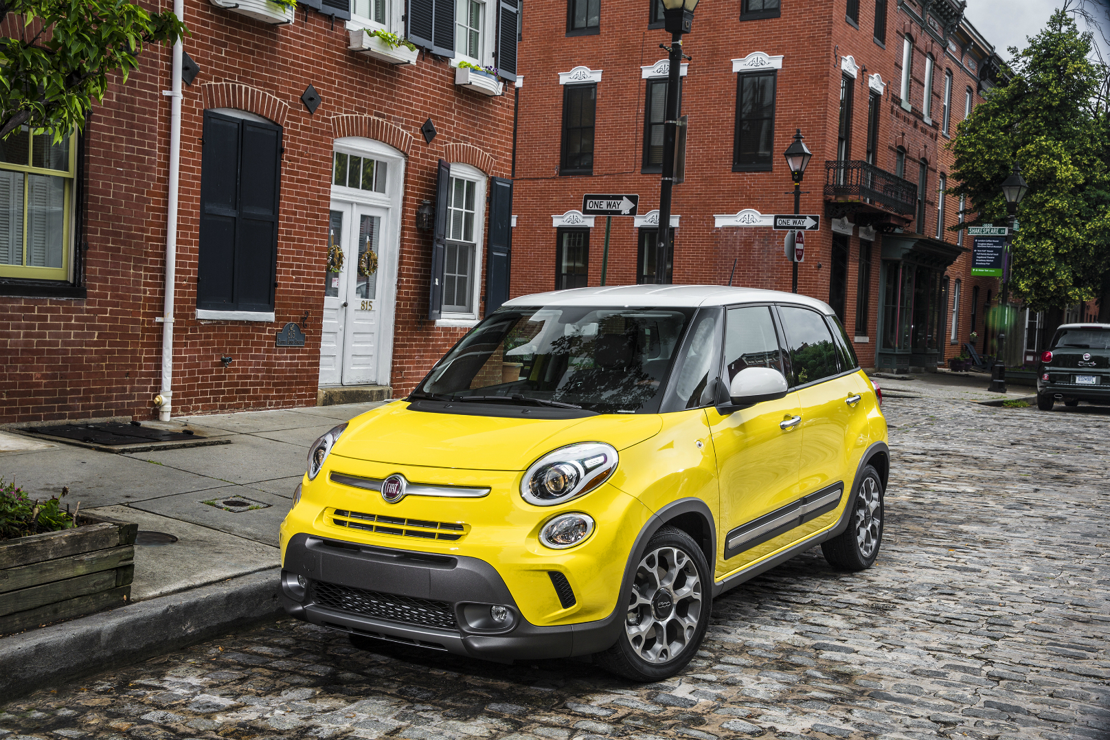 Least Reliable Cars 2017 Fiat 500L