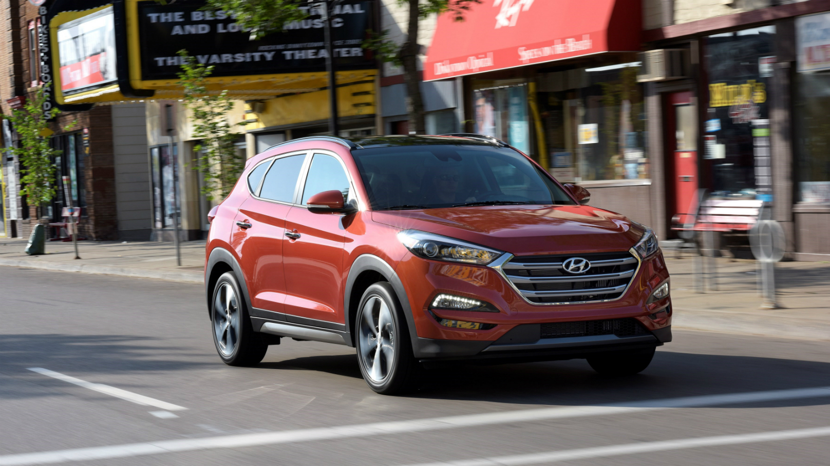 Least Reliable Cars 2017 Hyundai Tucson