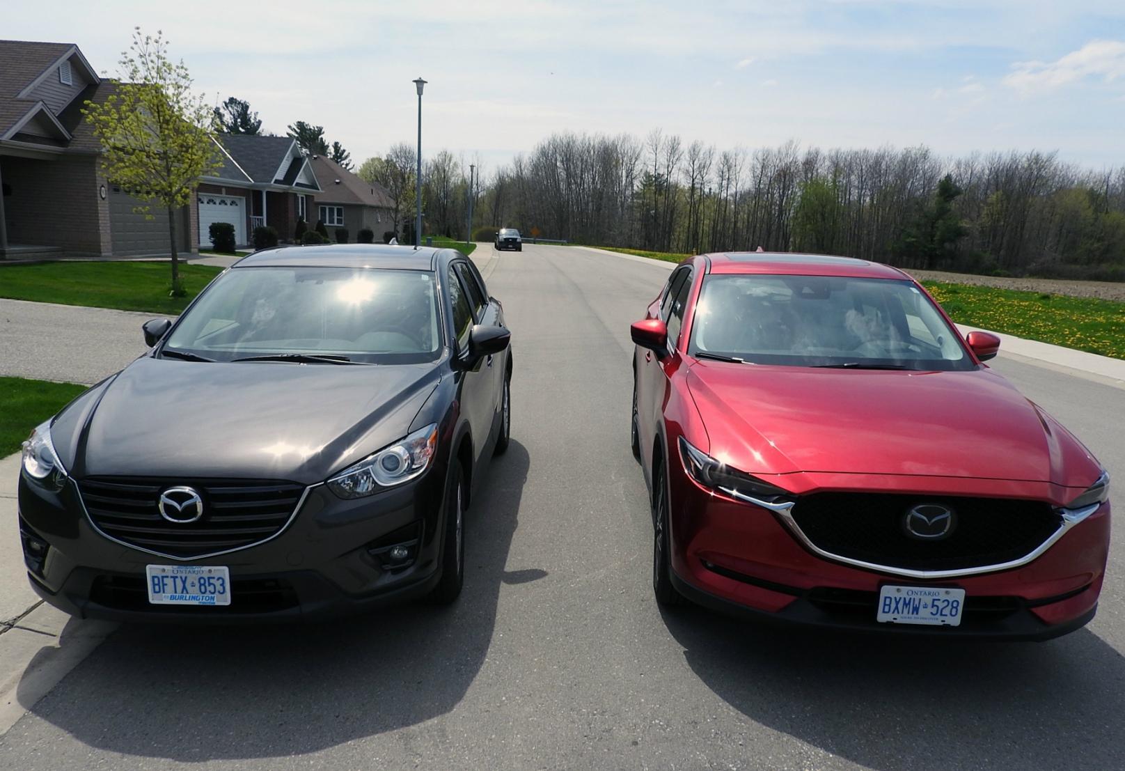http://s3.amazonaws.com/images.wheels.ca/wp-content/uploads/2017/05/Mazda-CX-5-2017-comparo.jpg