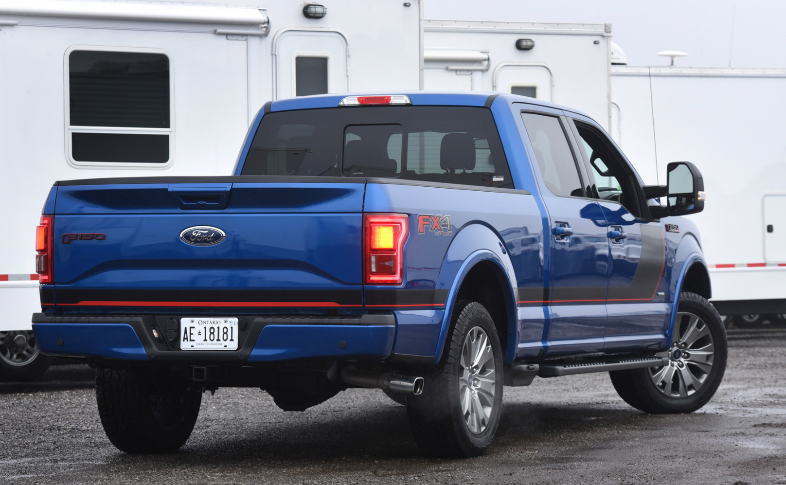 Ford S F 150 Adds New 10 Speed Wheels Ca