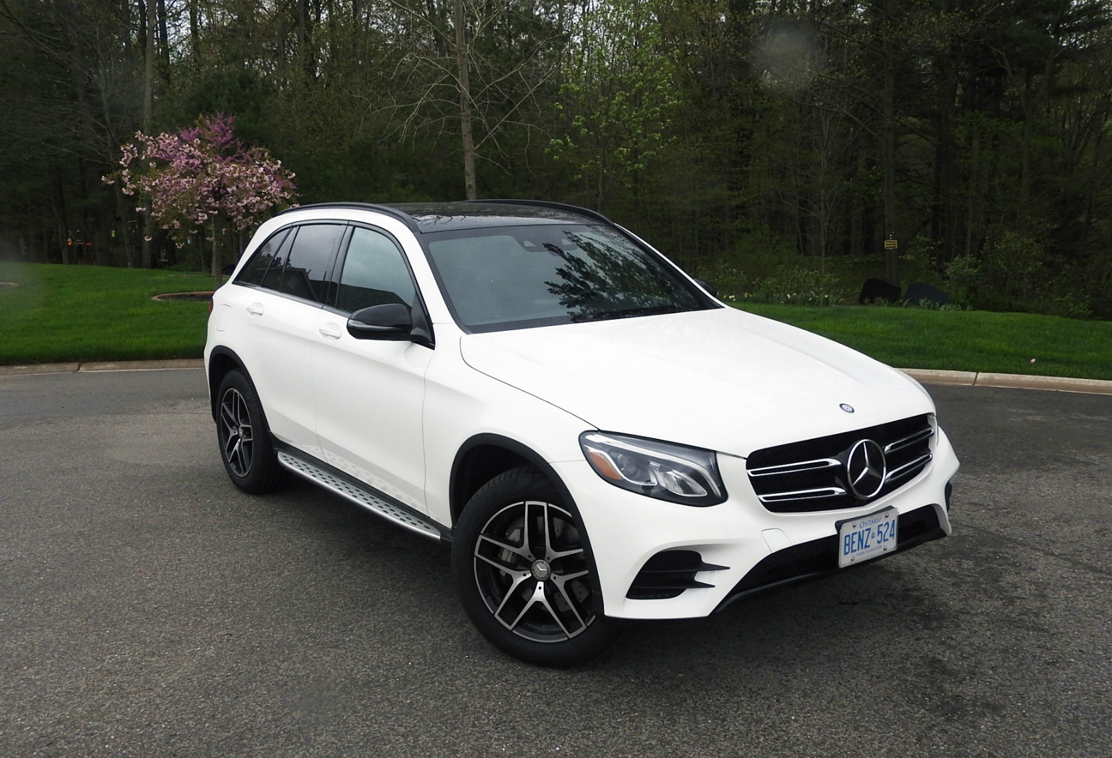 Glc 300 4matic Is One Great Little Crossover Wheels Ca