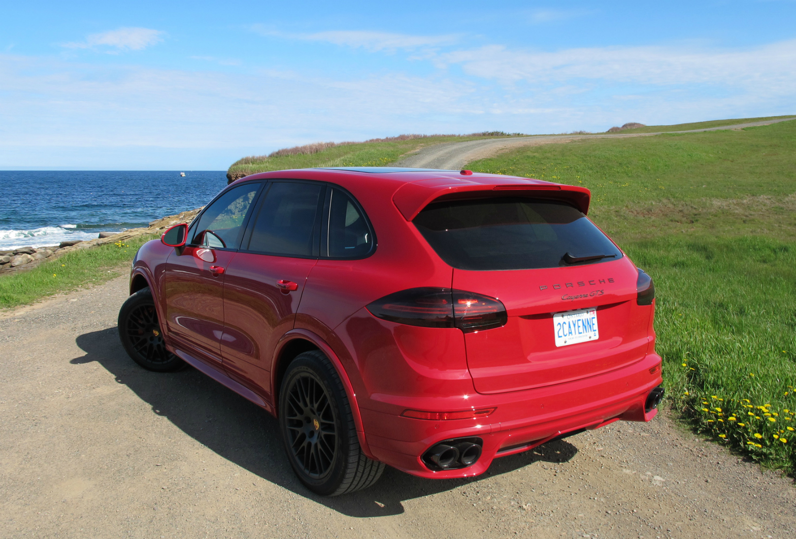 Cayenne GTS Meets any Challenge - WHEELS.ca