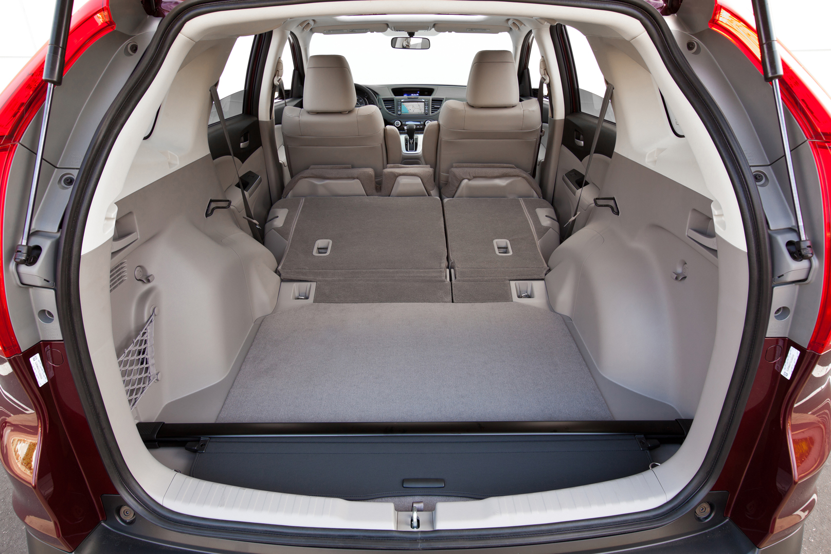 2012 Honda CR-V EX-L AWD interior