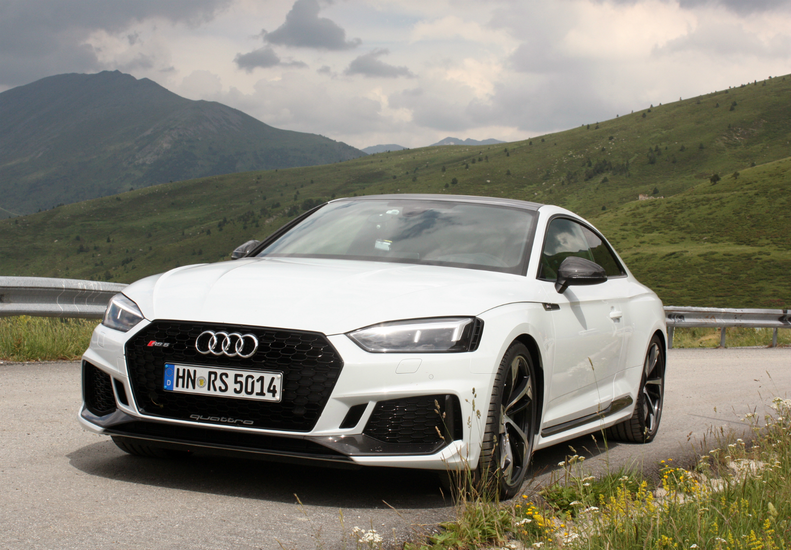 2018 Audi RS 5 Review