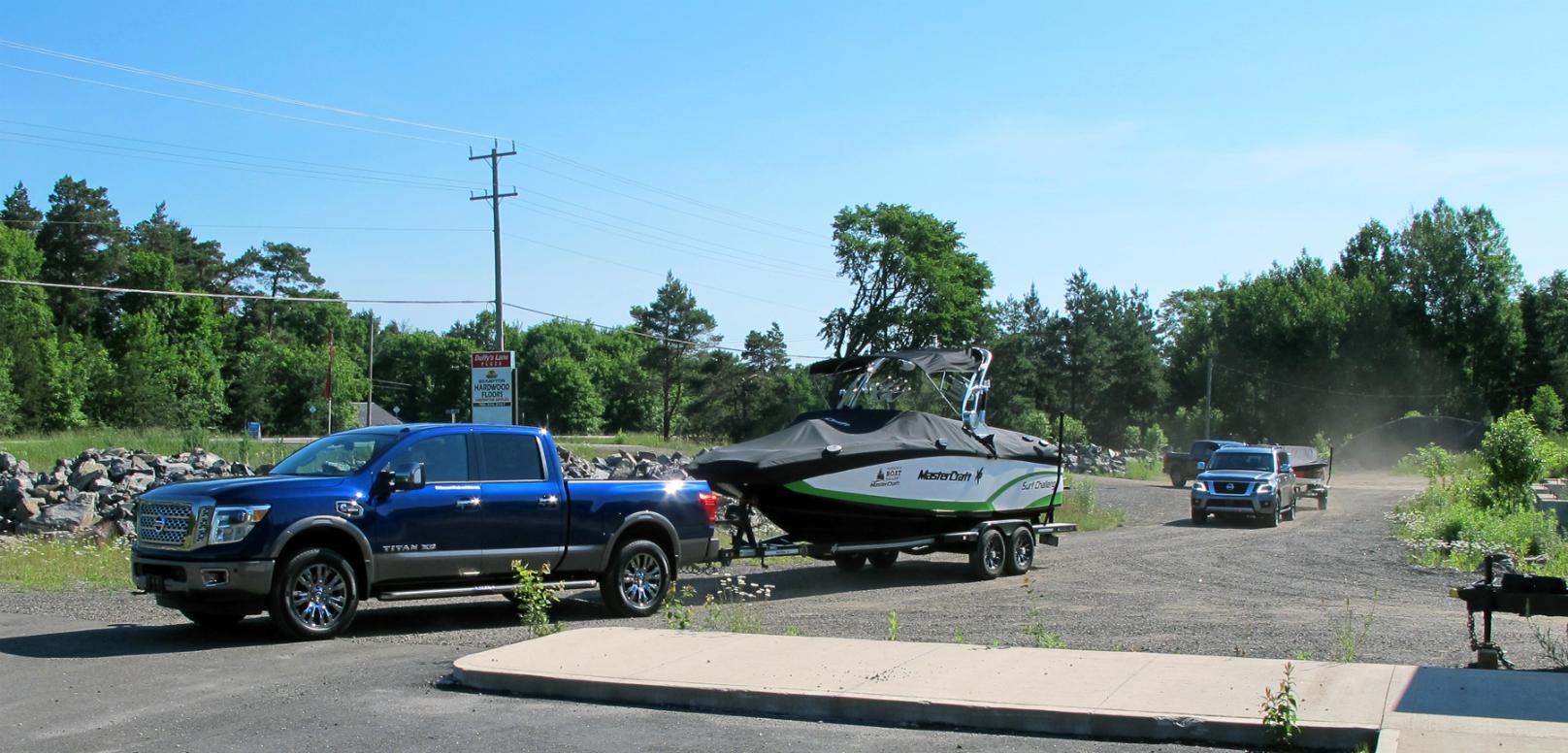 Nissan Boatsmart