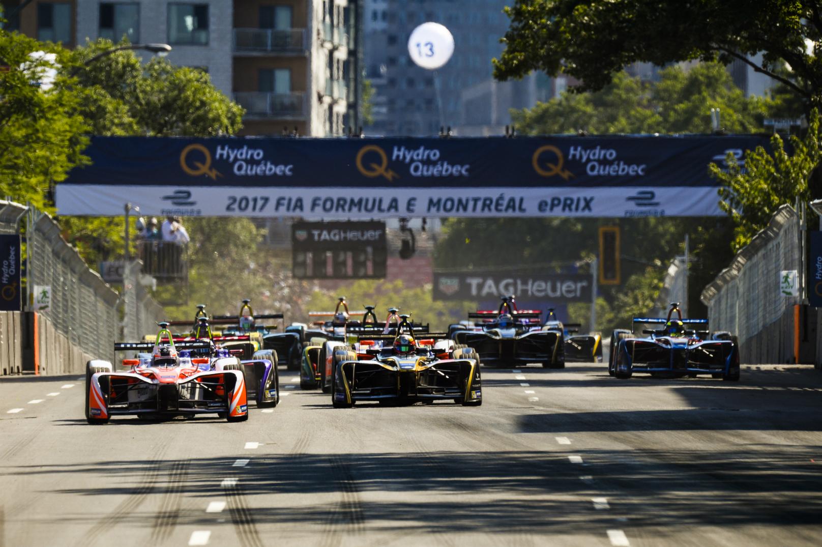 Formula E reflects future
