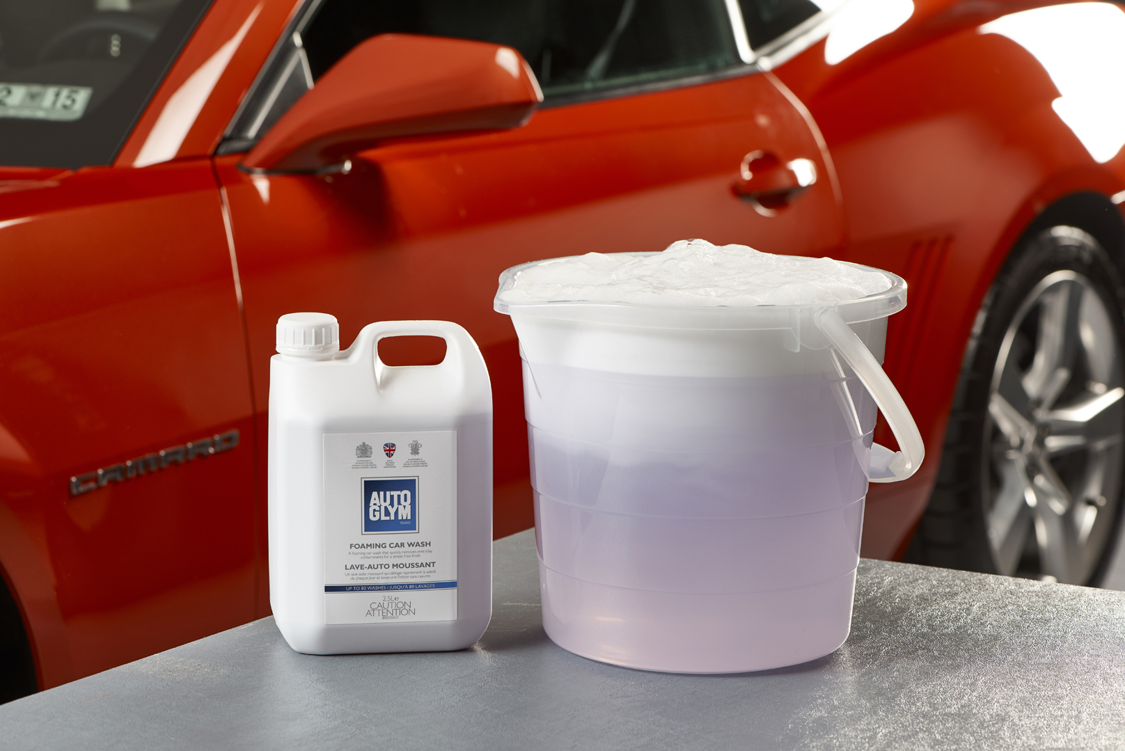 autoglym foaming car wash
