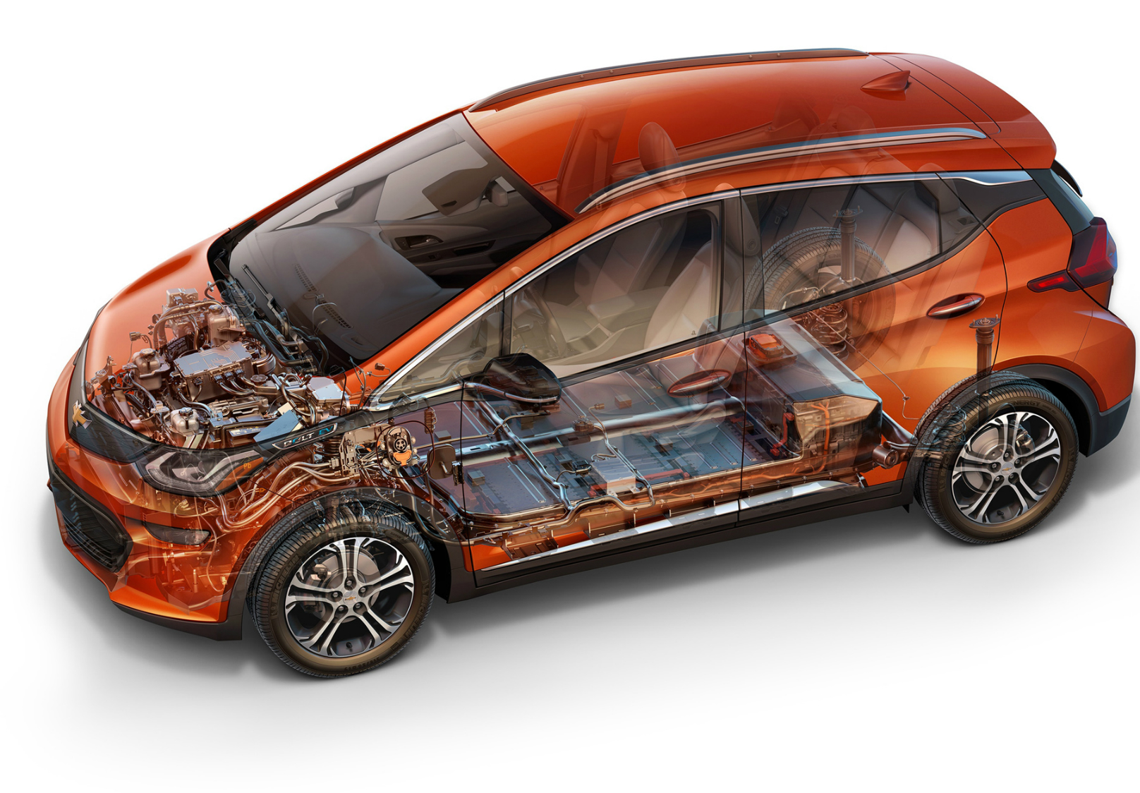 Chevrolet Bolt EV Review