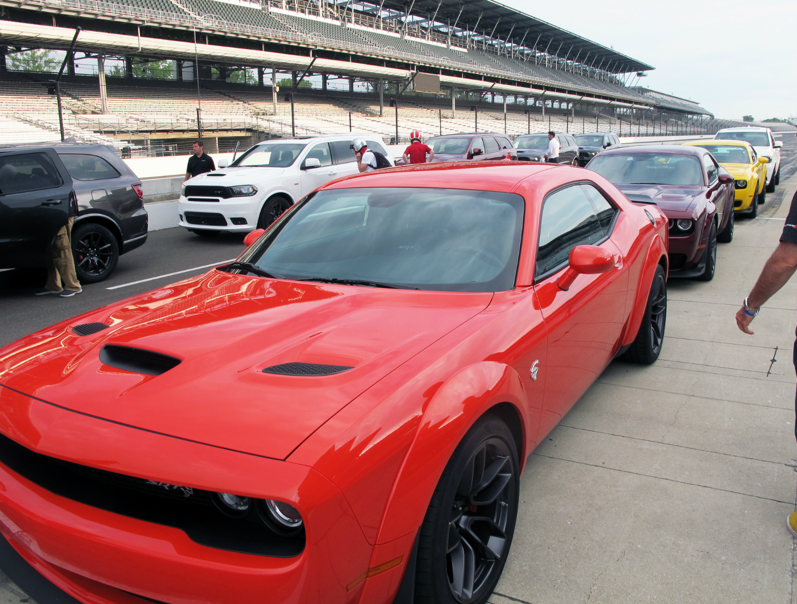 2018 Dodge Challenger Hellcat SRT Widebody Review