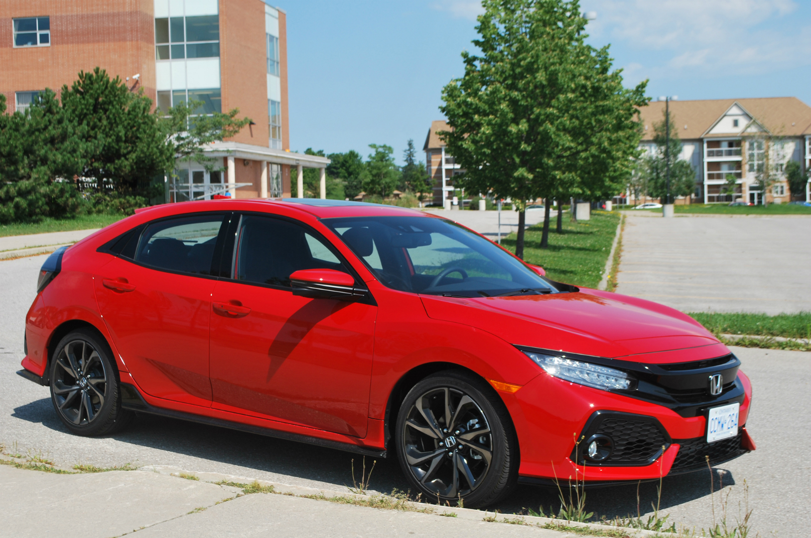 Honda Civic Sport Touring Review
