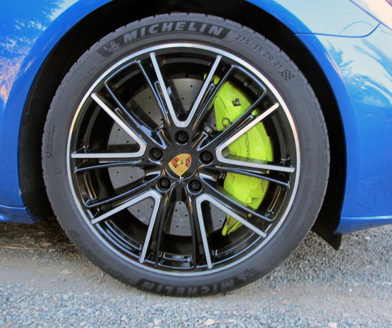 Porsche Panamera Turbo S E-Hybrid review