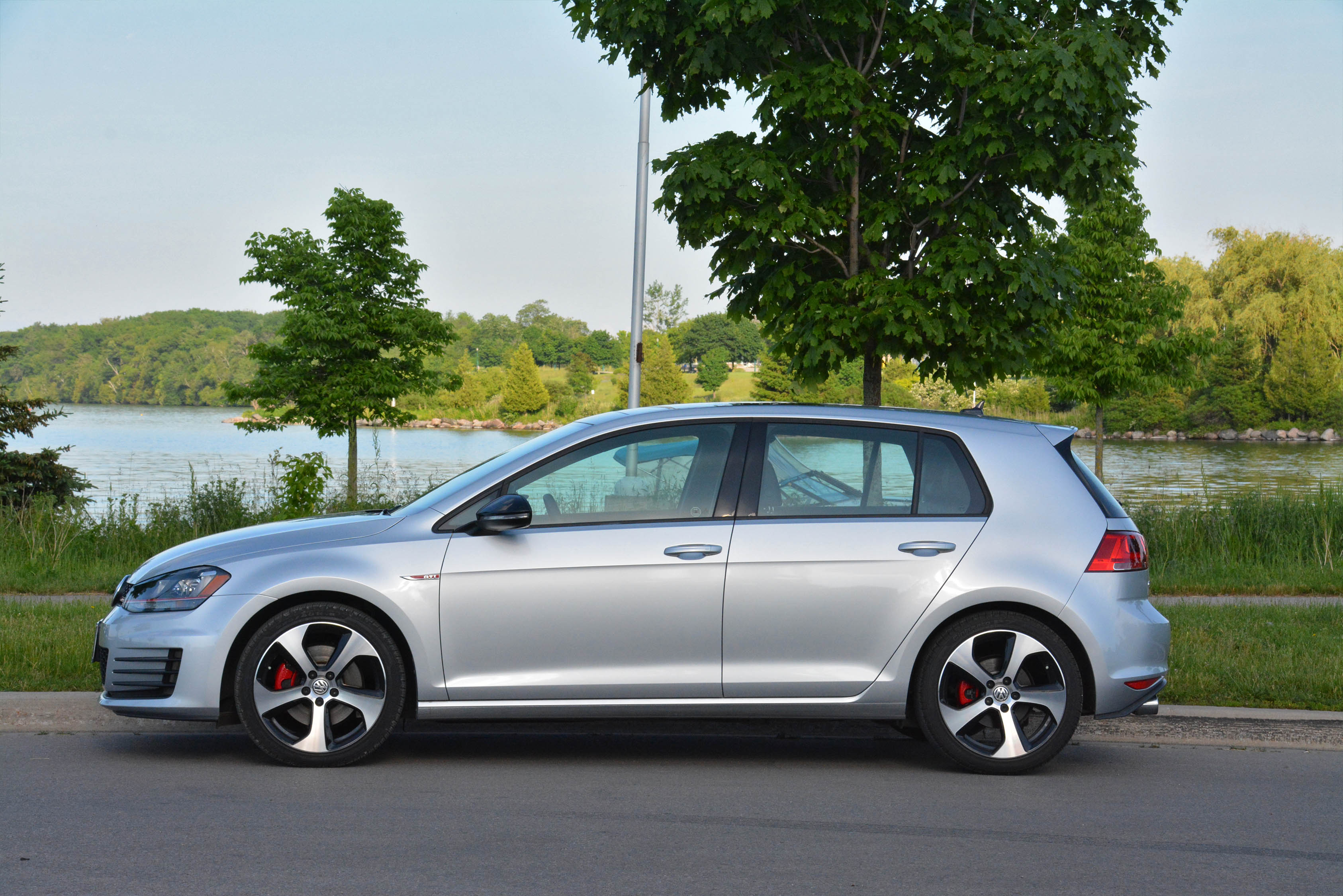 Golf gti 1998 2017 volkswagen golf gti long term test and review wheels ca