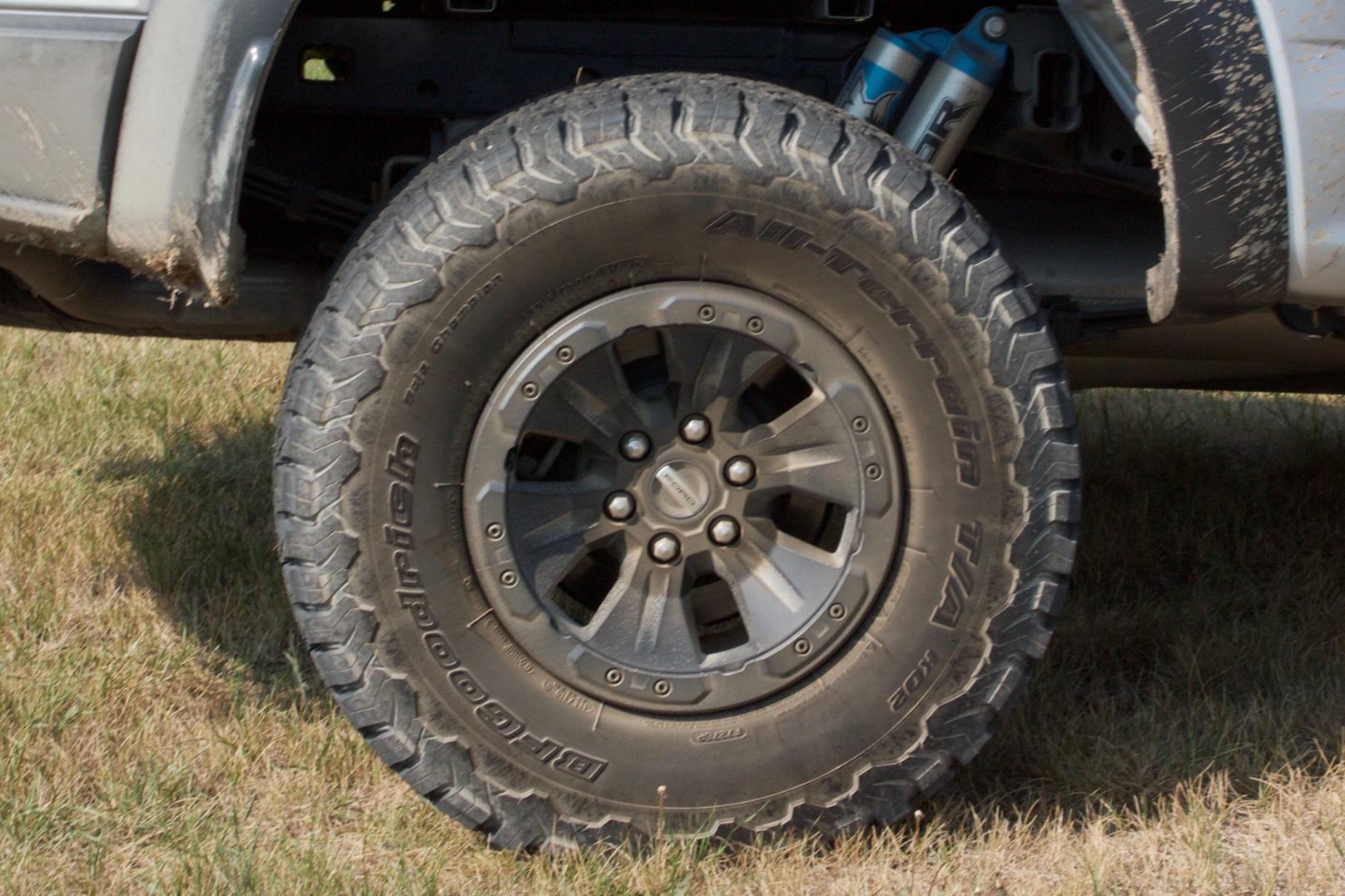 raptor bead lock wheels