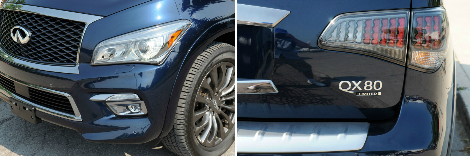 Infiniti QX80 Limited review