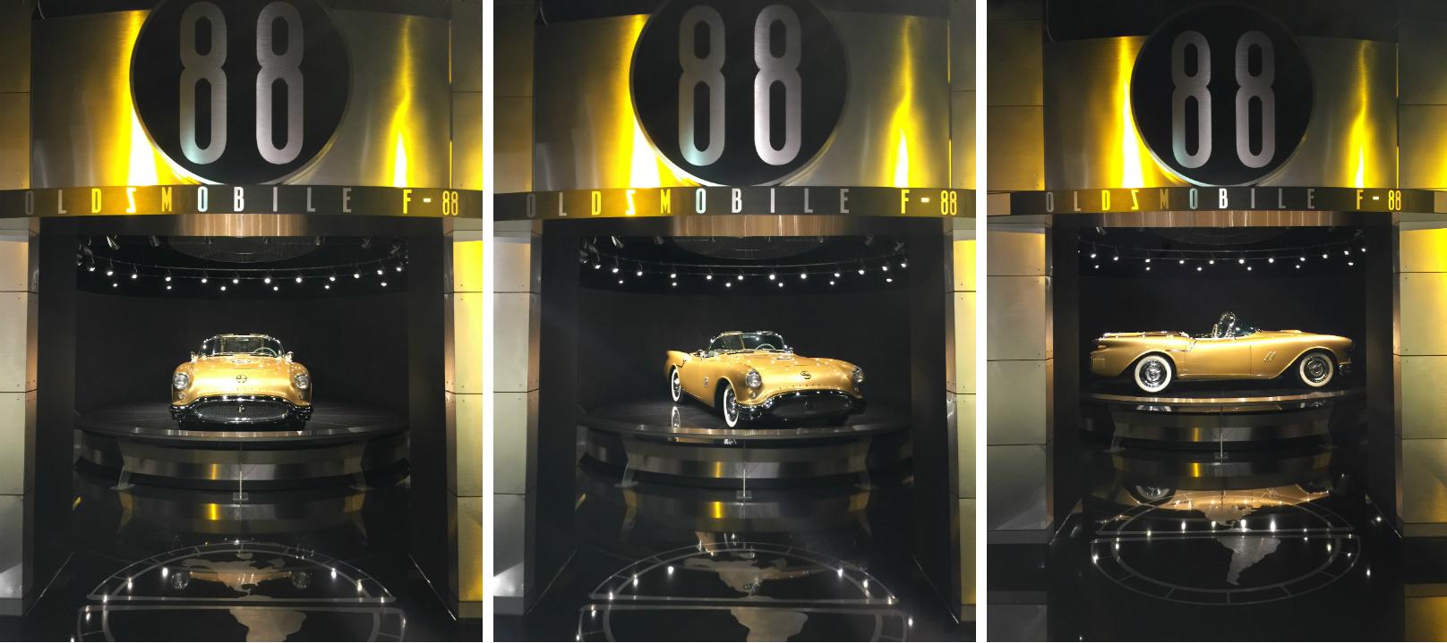 Oldsmobile F-88