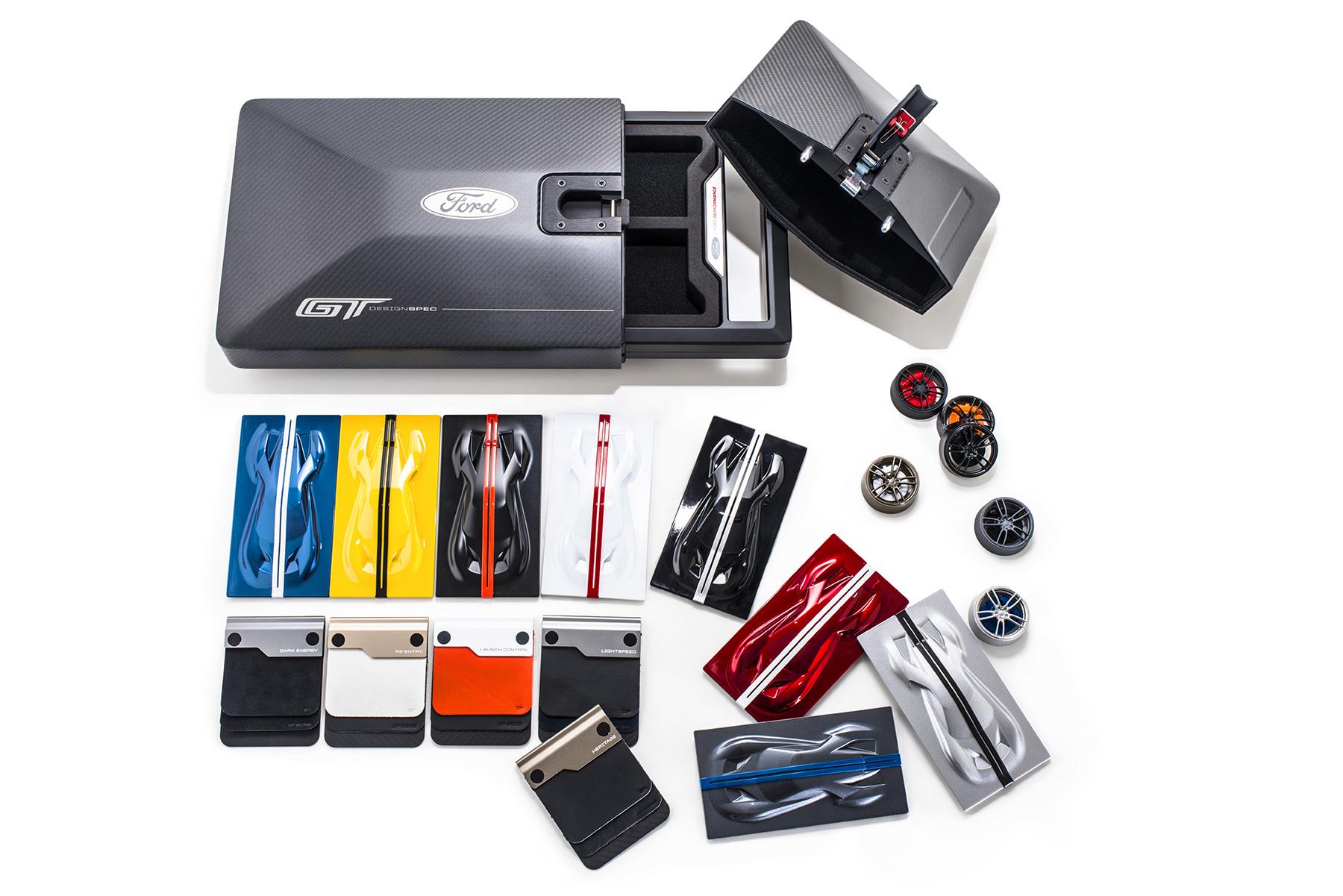 TrackWorthy - Ford GT Order Kit