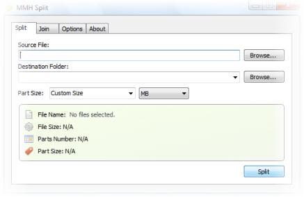 how to split large pdf files free