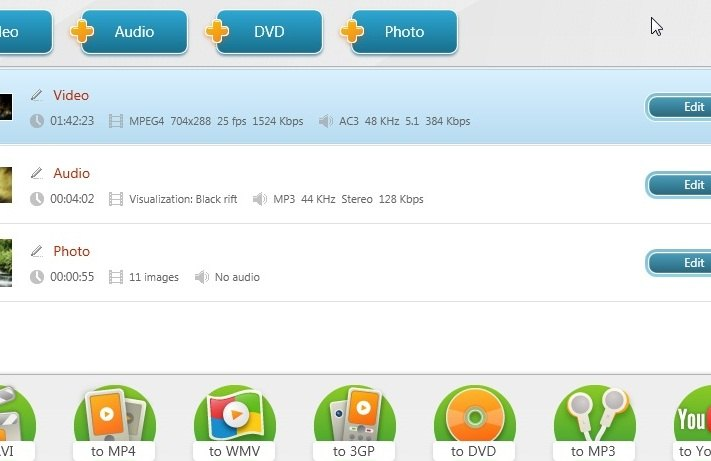 Convert Videos and Create Slideshows With Freemake Video Converter