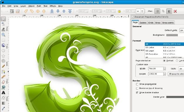 Inkscape Is A Free Open Source Vector Graphics Editor