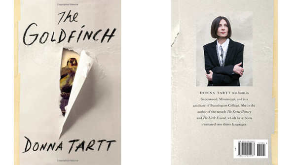 Donna Tarrt – The Goldfinch