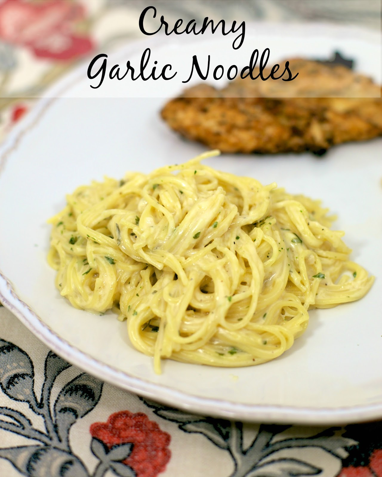 Angel Hair Pasta With Green Garlic Cream Sauce Recipes — Dishmaps