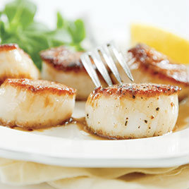 Pan-Seared Scallops Recipe - ZipList