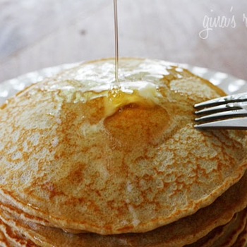 Image for Whole Wheat Pancakes {New and Improved}