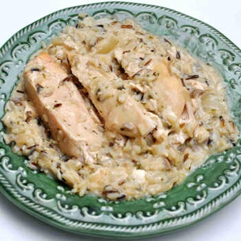 Image for Slow Cooker Chicken and Wild Rice