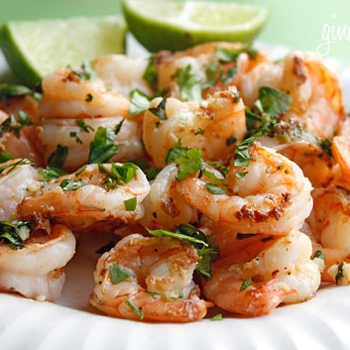 Image for Cilantro Lime Shrimp